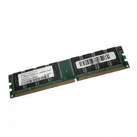 512Mo RAM AENEON AED660UD00-500C88X 184-Pin DIMM DDR PC-3200U 400Mhz 2Rx8 CL3