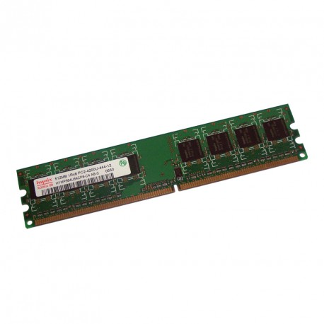512Mo Ram HYNIX HYMP564U64CP8-C4-AB C 240 PIN DDR PC2-4200U 533Mhz CL4