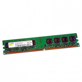 1Go RAM AENEON AET760UD00-30D 240-Pin DIMM DDR2 PC2-5300U 667Mhz 2Rx8 CL5