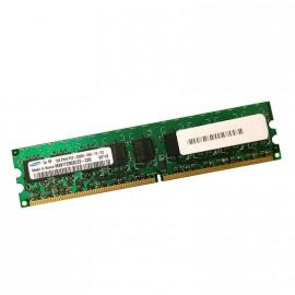 1Go RAM Serveur Samsung M391T2953CZ3-CE6 667MHz DDR2 240PIN PC2-5300E 2Rx8 CL5