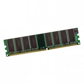 512Mo RAM ELPIDA EBD52UC8AAFA-6B 184-Pin DIMM DDR PC-2700U 333Mhz 2Rx8 CL2.5