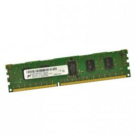 2GB RAM Serveur Micron MT9KSF25672PZ-1G4D1AD PC3-10600R DDR3-1333 Reg. ECC CL9