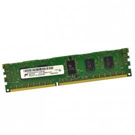 2GB RAM Serveur Micron MT9KSF25672PZ-1G4D1BB PC3-10600R DDR3-1333 Reg. ECC CL9