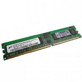 1Go RAM Serveur Micron MT18VDDF12872G-40BD3 PC-3200R DDR 400Mhz Reg. ECC CL3