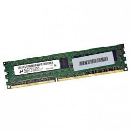 1Go RAM Serveur Micron MT9JSF12872AZ-1G4G1ZF PC3-10600E DDR3 1333Mhz 1Rx8 CL9