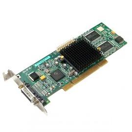 Carte Graphique Low Profile MATROX G550 32Mo DDR PCI DMS-59 G55MDDAP32DBF
