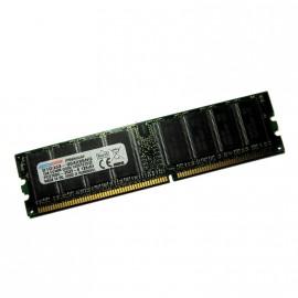 1Go RAM DAN ELEC D1D333-064285NG 184-Pin DIMM DDR PC-2700U 333Mhz 2Rx8
