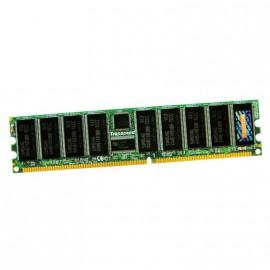 1Go RAM Serveur Transcend TS128MDR72V4J DIMM 400MHz DDR 184-PIN PC-3200R 2Rx8