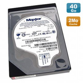 "Disque Dur 40Go IDE ATA 3.5"" Maxtor DiamondMax Plus 8 NAR61590 7200RPM 2Mo"