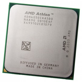 Processeur CPU AMD Athlon 64 X2 4050e 2.1GHz 1Mo ADH4050IAA5DO Socket AM2