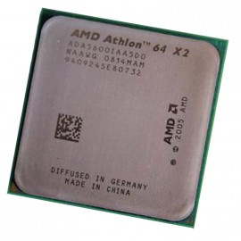 Processeur CPU AMD Athlon 64 X2 5600+ 2.9GHz 1Mo ADA5600IAA5DO Socket AM2
