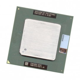 Processeur CPU Intel Pentium 3 1.4Ghz 512Ko 133Mhz Socket 370 SL6BY Pc