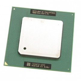Processeur CPU Intel Pentium 3 1Ghz 256Ko 133Mhz Socket 370 SL5QJ Pc