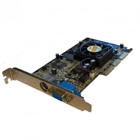 Carte Graphique Inno3D Tornado GeForce2 MX400 64Mo SDR AGP VGA S-Video
