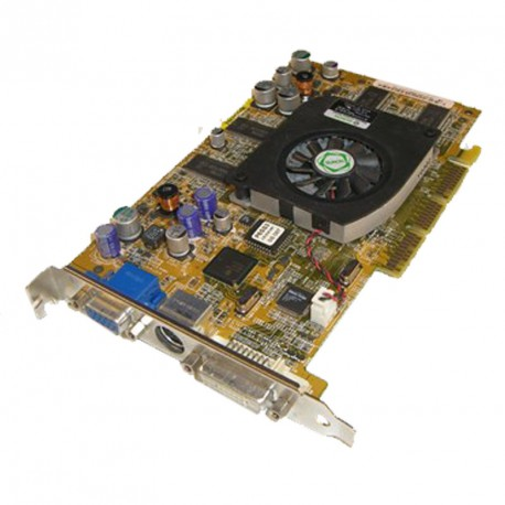 Carte Graphique ASUS C8420-64m GeForce4 64Mo DDR AGP VGA VGI S-Video