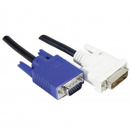 Câble Ecran : VGA, DVI