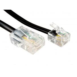 Câble Ethernet : RJ45, RJ11