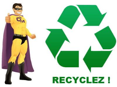 Reprise de parc informatique et Recyclage DEEE