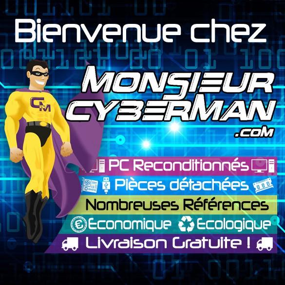Bienvenue chez MonsieurCyberman.com